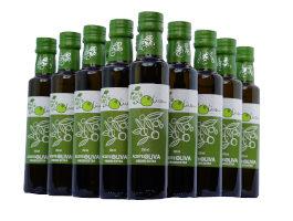 Excelente zumo de aceitunas frescas de Casas Rurales EL OLIVAR - YESTE